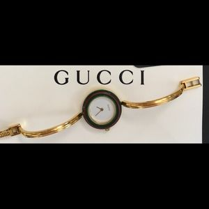 Authentic Gucci Vintage Classic Watch